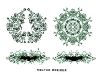 Векторный дизайн (Vector Designs) 4 AI Vector Files (для Illustrator) 3.30 MB.