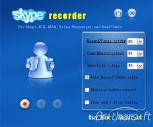 Parental Skype Recorder