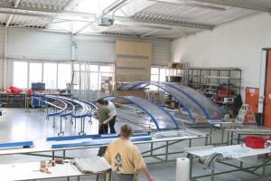 Производство павильонов для бассейна
